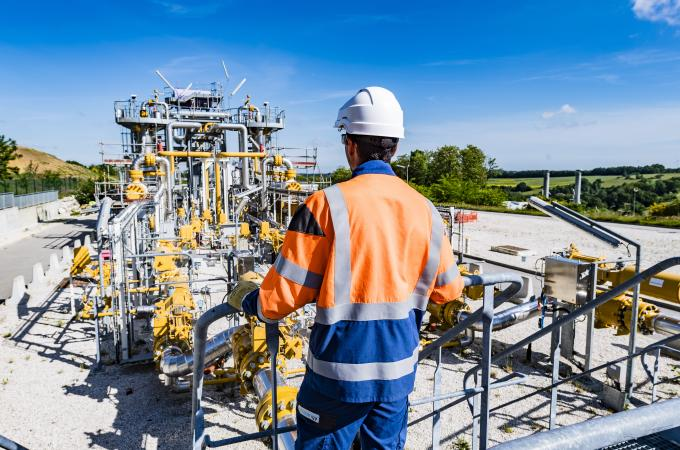 Storengy - How to become a gas storage customer